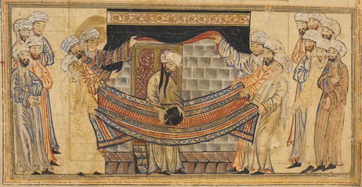 Muhammad-kaaba-stone